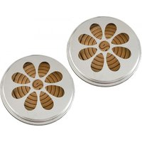 2 x 10 Citronella Rauchspiralen mit Halter Mückenschutz Insektenschutz