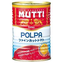 24x Mutti polpa di Pomodoro Tomatenpulpe Tomaten sauce 100% Italienisch 400 - 1
