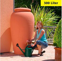 Regenwassertank Amphore 300 Liter