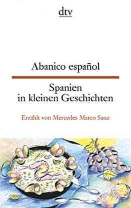 Abanico español Spanien in kleinen Geschichten (dtv zweisprachig) - 1