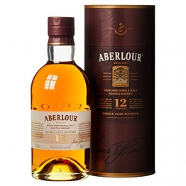 Aberlour 12 Jahre Highland Single Malt Scotch Whisky (1 x 0.7 l) - 1