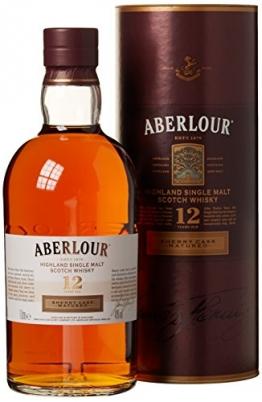 Aberlour 12 Years Old Sherry Cask Matured mit Geschenkverpackung  Whisky (1 x 1 l) - 1