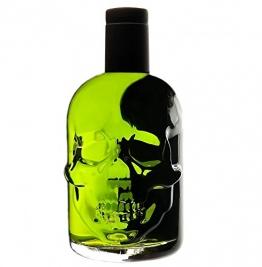 Absinth Skull Totenkopf Grün 0,5L Mit maximal erlaubtem Thujon 35mg/L 55%Vol - 1