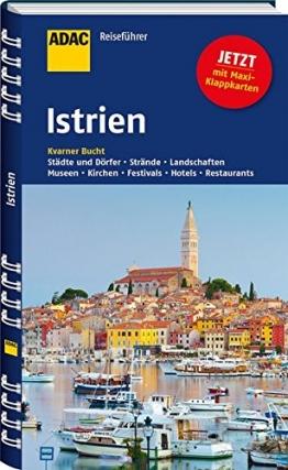 ADAC Reiseführer Istrien und Kvarner Bucht - 1