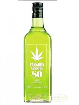 Antonio Nadal CannabisAbsinthe80 Wermut (1 x 0.7 l) - 1