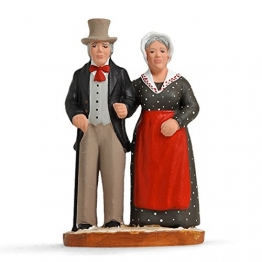Arterra Krippenfiguren Provence – Herr und Frau Jourdan – Collection 7 cm - 1