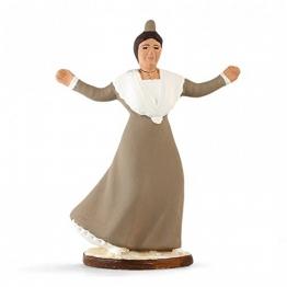 Arterra Krippenfiguren Provence–Tänzerin von köstlichen Arlésienne von Mitte–Collection 9cm - 1