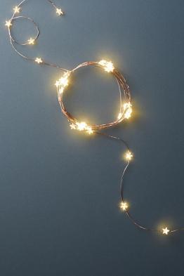 Aurora Leuchtenstrang - Copper