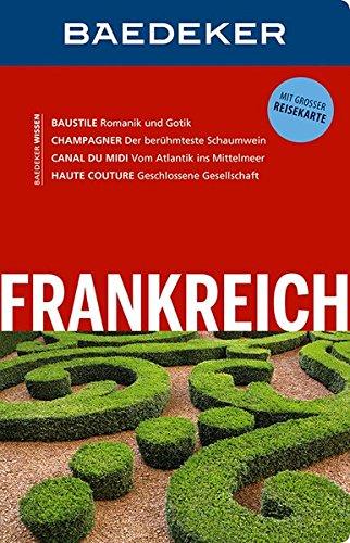 Baedeker Reiseführer Frankreich: mit GROSSER REISEKARTE - 1