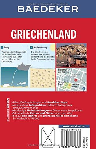 Baedeker Reiseführer Griechenland: mit GROSSER REISEKARTE - 2