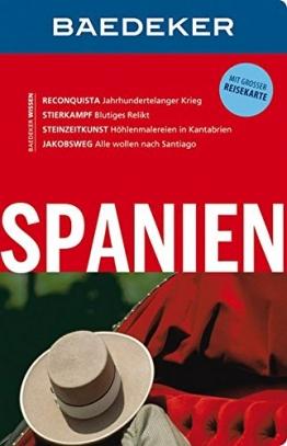 Baedeker Reiseführer Spanien: mit GROSSER REISEKARTE - 1