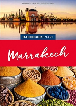 Baedeker SMART Reiseführer Marrakech - 1
