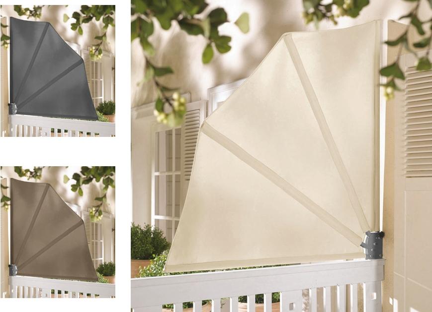 balkonf cher in verschiedenen farben shop ambiente. Black Bedroom Furniture Sets. Home Design Ideas