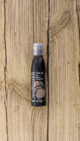 Balsamico Creme Trüffel - Casa Rinaldi, 150 ml