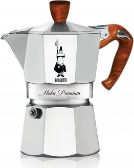 BIALETTI Espressokocher silber, »MOKA EXPRESS«