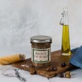 Bruschetta-Aufstrich Oliven und Sardellen