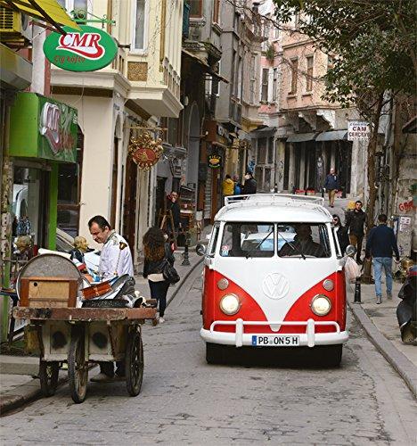 Bulli-Abenteuer: Das große Bulli-Abenteuer. Mit 44 PS von Istanbul ans Nordkap. Ein VW Bulli Bildband über eine Reise mit dem VW Bus T1 von der Türkei über Italien und Österreich bis zu den Lofoten. - 5