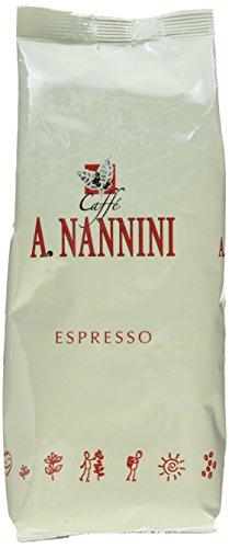 Caffè A. Nannini Classica, Bohne, 1er Pack (1 x 500 g) - 1
