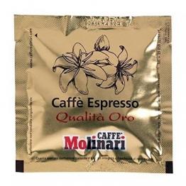 Caffè Molinari Espresso Qualità Oro, 150 ESE Pads / Pods, 1,05 kg - 1