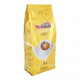 Caffè Molinari Oro Espresso Bohnen, 500 g - 1