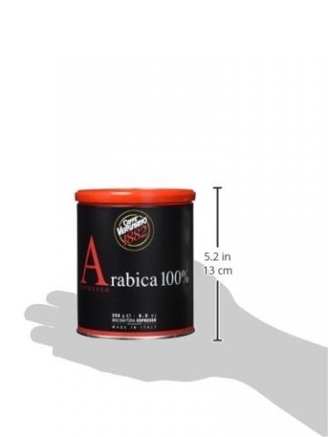 Caffè Vergnano 1882 Espresso gemahlen Dose, 2er Pack (2 x 250 g) - 6