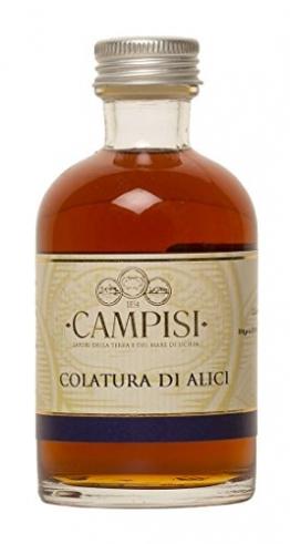 Campisi - Colatura di Alici - Italienische Sardellen Würzsauce - 100 ml. - 1