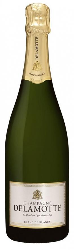 Champagne Delamotte blanc de blancs AOC - Champagne Salon - Champagne Dela, 0.75 l