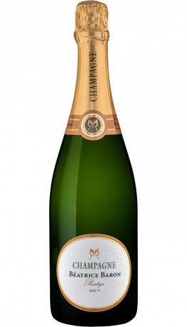 Champagner Beatrice Baron AOC - Champagne Baron Albert, 0.75 l