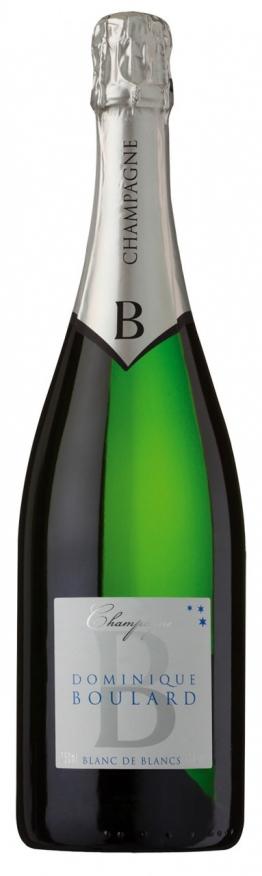 Champagner Blanc de Blanc Brut, Boulard - Dominique Boulard, 0.75 l