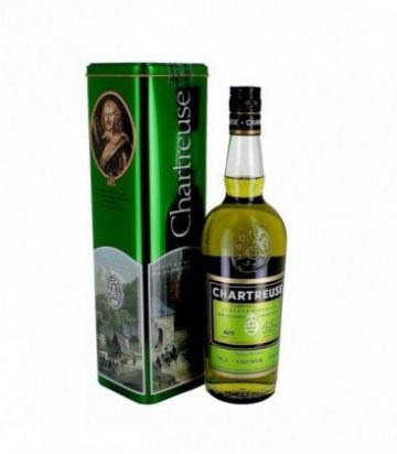 Chartreuse Green 0,7l 55% -