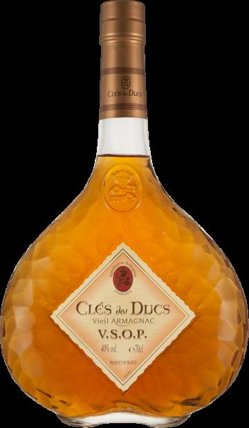 Clés des Ducs Armagnac V.S.O.P. 40% vol. Gascogne 35,56€ pro l