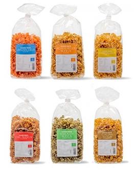 Clever Pasta 6-er Pack Startpaket (6 x 250 g) - 1