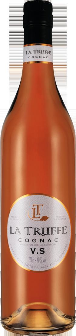 Cognac La Truffe V.S. 40% vol. Cognac 35,57€ pro l