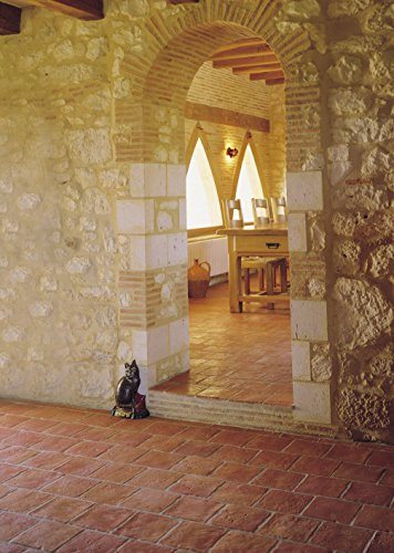 Cotto-Stone Périgord | Bodenplatten | Fliesen | Terracotta | Cotto | Terrasse | Musterplatte (Rot) - 2