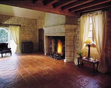 Cotto-Stone Périgord | Bodenplatten | Fliesen | Terracotta | Cotto | Terrasse | Musterplatte (Rot) - 5