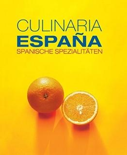 Culinaria Espana: Spanische Spezialitäten - 1