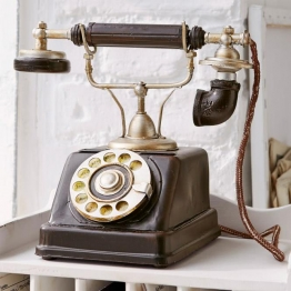 Deko-Telefon Upavon