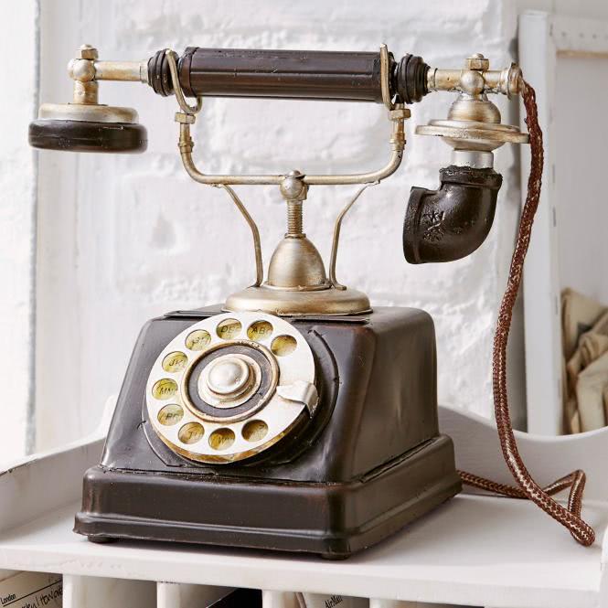 Deko Telefon Upavon Shop Ambiente Mediterran