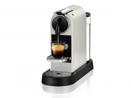 DeLonghi Citiz EN 167 W Nespresso Kapselmaschine weiß EEK: A