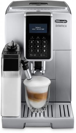 DeLonghi ECAM 350.75.S Dinamica Kaffee-Vollautomat silber EEK: A