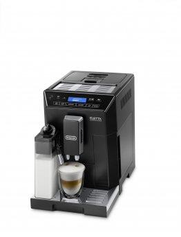 DeLonghi ECAM 44.666.B Eletta Cappuccino Kaffeevollautomat schwarz EEK: A