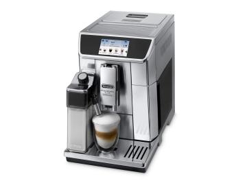 DeLonghi PrimaDonna Elite Experience 656.85.MS Kaffeeevollautomat Schwarz, Metallisch