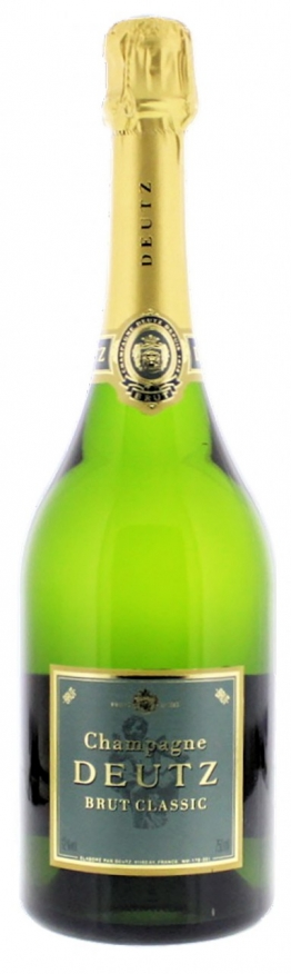 Deutz Champagner Brut Classic - Deutz, 0.75 l