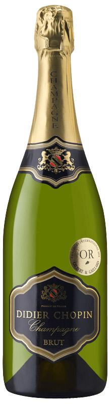 Didier Chopin Brut - 1 Flasche