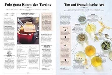 Die Gourmet-Bibel Frankreich: Absolut alles über die französische Küche: Absolut alles ber die franzsische Kche - 2