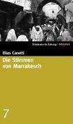 Die Stimmen von Marrakesch. SZ-Bibliothek Band 7 - 1