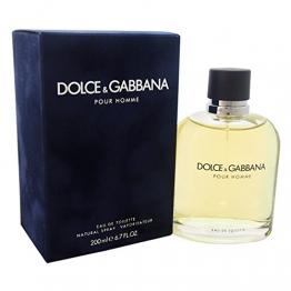 DOLCE & GABBANA Eau de Toilette Herren Pour Homme 200.00 ml - 1