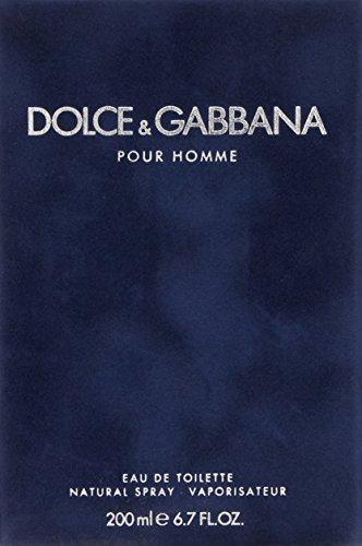 DOLCE & GABBANA Eau de Toilette Herren Pour Homme 200.00 ml - 2