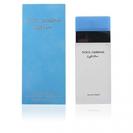 Dolce & Gabbana Light Blue femme/woman, Eau de Toilette, 1er Pack (1 x 100 ml) - 1
