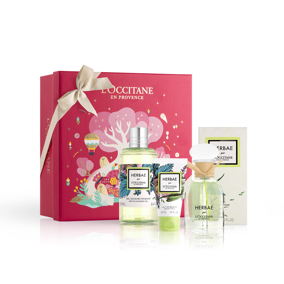 Duft-Geschenkbox Herbae par L'OCCITANE - L'Occitane en Provence